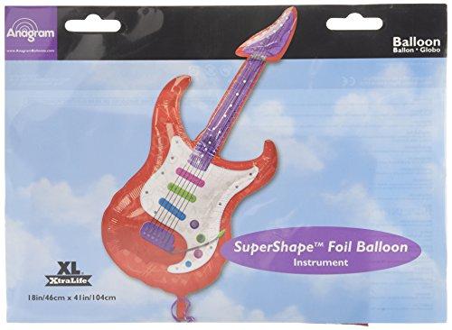 Foil Red Guitar (Guitar 41