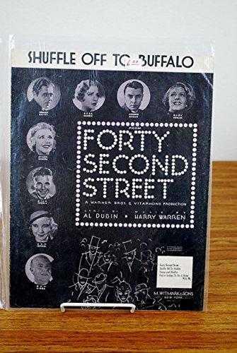 Shuffle Sheet Music (Shuffle Off To Buffalo Sheet Music)