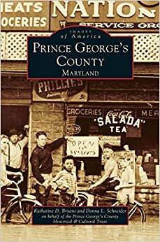 Book Prince George's County, Maryland