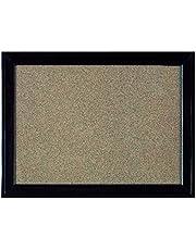 Quartet Espresso Wood Frame Home Decor Cork Bulletin Board, 17 x 23 Inches (HDB1723BM)
