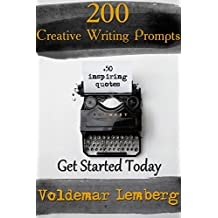 200 Creative Writing Prompts