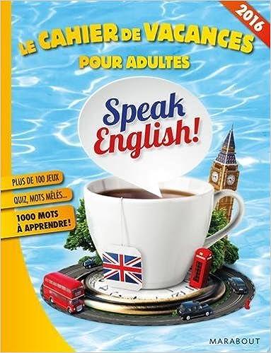 cahier de vacances anglais enjoy