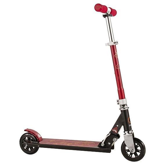 Oxelo Mid 1 niños Scooter - rojo: Amazon.es: Deportes y aire ...