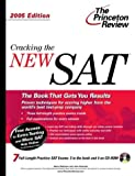 Cracking the New SAT 2005, Princeton Review Staff and Adam Robinson, 0375764291