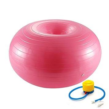 Pelota de Ejercicio - Bola de Ejercicio, Bola de Yoga Donut con ...