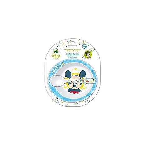 Winnie The Pooh - Set Microondas 2 Piezas Disney Baby Mickey ...