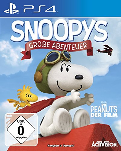 Snoopys Große Abenteuer. PlayStation PS4B015IJU3H2