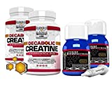 Best Anabolic Stacks - Nutracell Labs 2 Month Anabolic Muscle Stack: Testo Review