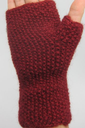 BARBERY Alpaca Accessories ACCESSORY レディース US サイズ: 8 inches long approximately カラー: レッド