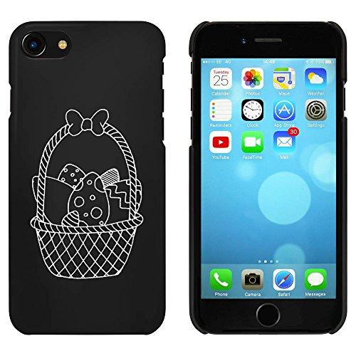Schwarz 'Korb der Eier' Hülle für iPhone 7 (MC00062117)