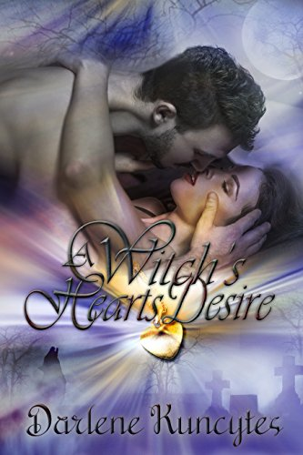 A Witch's Hearts Desire (Paranormal Romance) (The Anthology Novella Series Book 1) (The Tell Tale Heart And Other Writings)