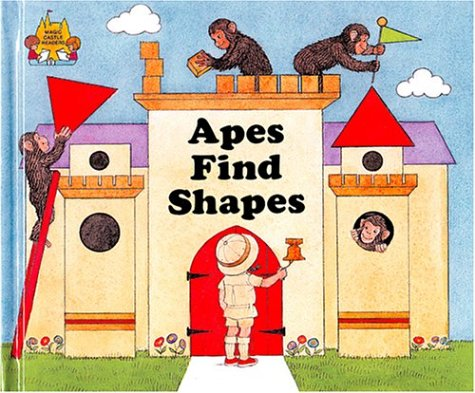 Apes Find Shapes (Magic Castle Readers ()