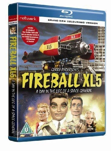 Fireball XL5 [Blu-ray]