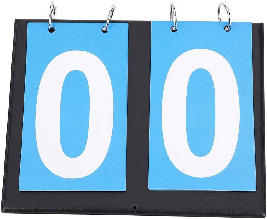 2//3//4 Digital Number Flip Sports Scoreboard Score Counter for Tennis Basketball