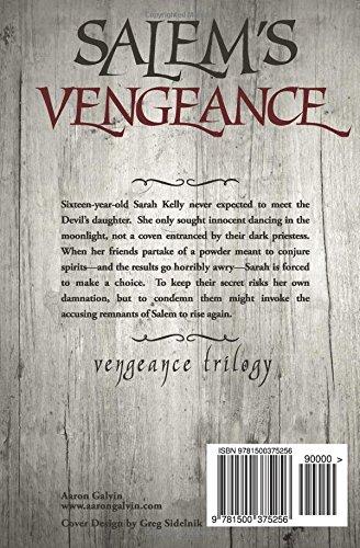 Salems Legacy Vengeance Trilogy Book 3