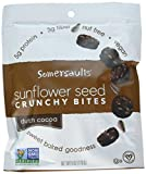 Dutch Cocoa Flavored Sunflower Seed Snack Bites - Pack of 3, 6 oz. Each