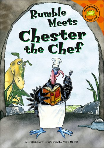 Rumble Meets Chester the Chef (Read-It! Readers: Rumble's Cave Hotel)