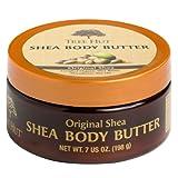 Tree Hut Shea Body Butter, Original Shea, 7-Ounce (Pack of 3)