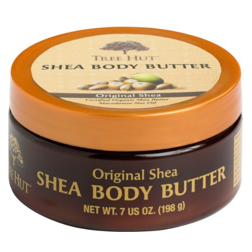 Price comparison product image Tree Hut Shea Body Butter, Original Shea, 7-Ounce (Pack of 3)