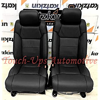 katzkin 2015 2016 2017 2018 ford f 150 supercrew xlt black leather seat covers. Black Bedroom Furniture Sets. Home Design Ideas