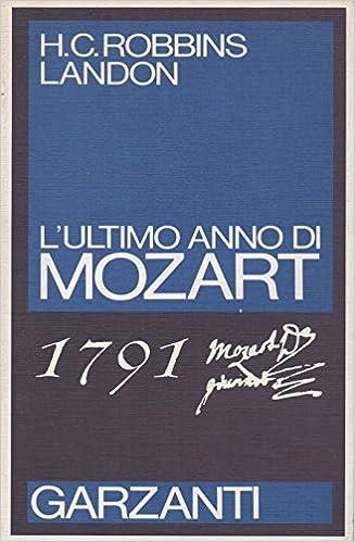 Risultati immagini per l'ultimo anno di Mozart