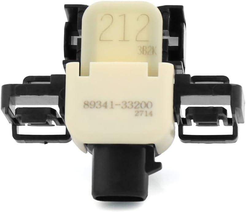 uxcell 4pcs PDC Bumper Parking Aid Reserve Sensor for 2013-2015 Lexus ES350 CT200h ES300h 89341-33200