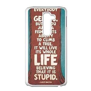 LG G2 Cell Phone Case White Proverbs Life 1 OJ601241