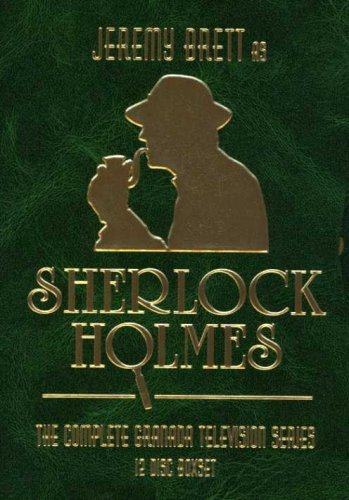 Sherlock Holmes: The Complete Television Series