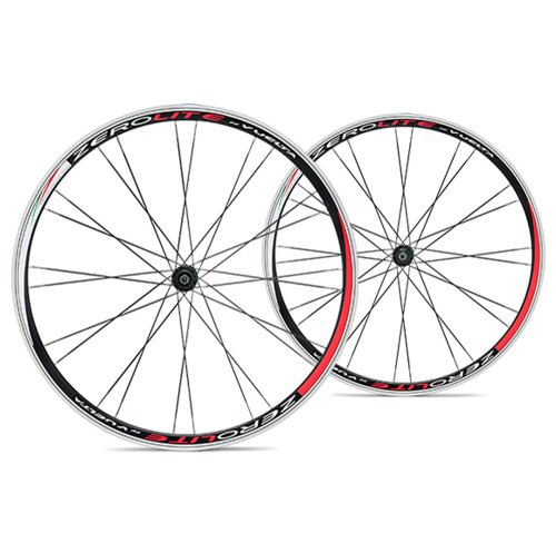 Zero Carbon Wheels - Vuelta ZeroLite Road Comp Wheel Set, 700c