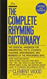 Kyпить The Complete Rhyming Dictionary: Including The Poet's Craft Book на Amazon.com