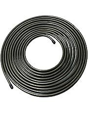 """25 Ft. of 5/16 Brake Line Tubing Kit - Muhize Flexible Double Galvanized Steel Tube Roll 25 ft 5/16"""""""
