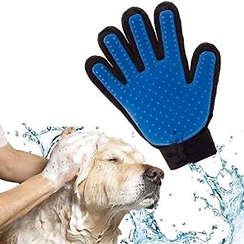 70%OFF New Cleaning Brush Magic Deshedding Glove Pet Massage Hair Removal Grooming for Long and Short Hair Dogs Cats
