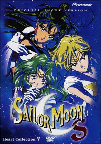 Sailor Moon 5: Heart Collection [Reino Unido] [DVD]: Amazon.es: Cine y Series TV