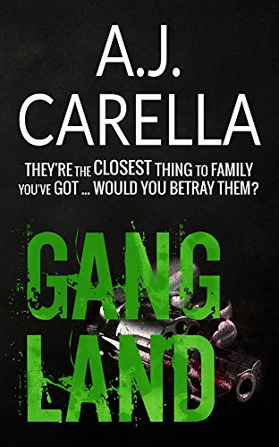 book cover of Gang Land