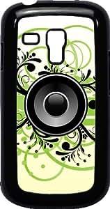 funda rigida case Cover for Samsung Galaxy S3 hull top MP3 mini speaker pop art