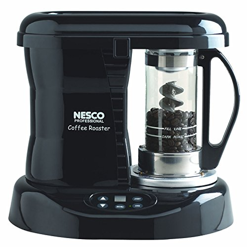 Nesco Coffee Bean Roaster, 800 Watts/120 Volt, Black