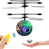 GZMY Toys 3-16 Year Old Girls, LED Flashing Flying Helicopter Toys 3-12 Year Old Boys Gifts Boys Girls