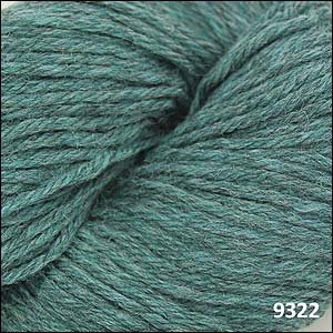 (Cascade 220 Yarn - Silver Spruce Heather #9322)