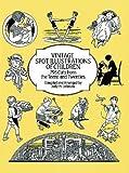 Vintage Spot Illustrations of Children, , 0486263517