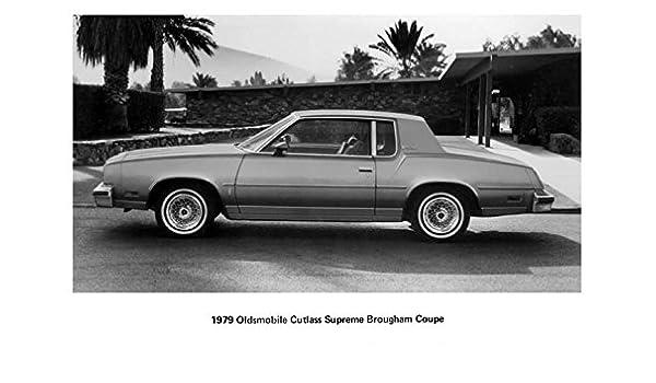 Com 1979 Oldsmobile Cutlass Supreme Brougham Automobile Photo Poster Entertainment Collectibles