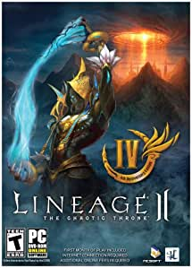 Lineage II - 4th Anniversary - PC