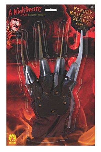 [Nightmare on Elm Street Freddy Glove] (Easy Movie Fancy Dress Costumes)
