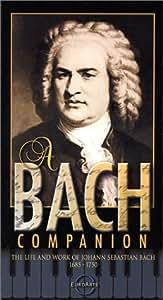 Bach Companion: The Life & Work of Johann Sebastian Bach [VHS]