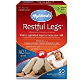 Hyland's Restful Legs Tablets 50 ea (Pack Of 7)