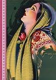 Mexican Calendar Girl Journal