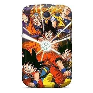 New FGg2023vMIV Dragon Ball Z Tpu Cover Case For Galaxy S3