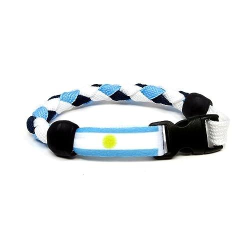 Swannys Soccer Bracelets 45 Nations Available