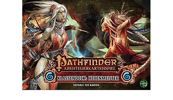 Pathfinder Abenteuerkartenspiel - Klassendeck: Hexenmeister ...