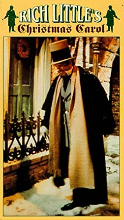 Amazon.com: Rich Little's Christmas Carol [VHS]: Rich Little ...
