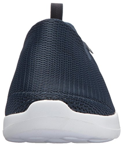 Skechers Performance Women's Go Walk Joy Walking Shoe,navy/white,5 M US by Skechers (Image #4)